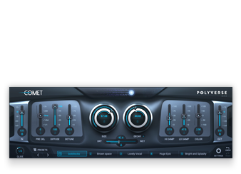 Polyverse Comet Reverb Small Product image